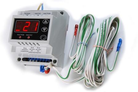терморегулятор для отопления