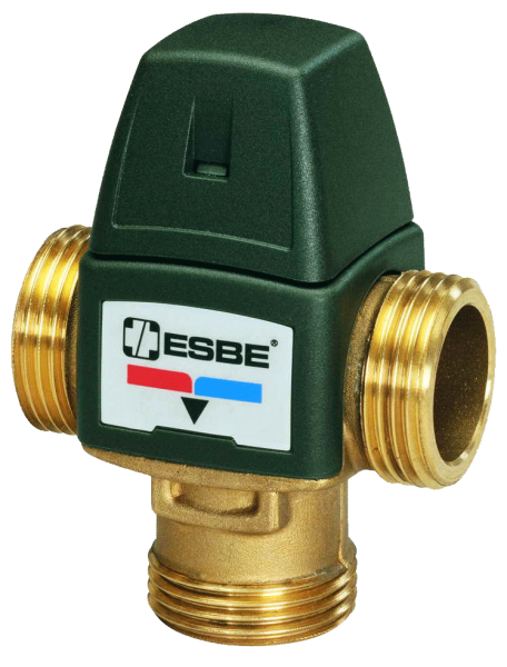 Терморегулятор знаменитой фирмы ESBE