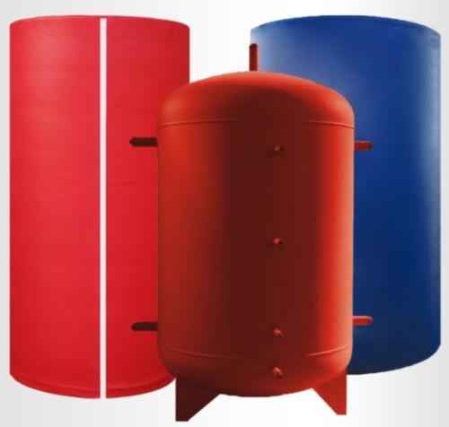 Типовые тепловые аккумуляторы