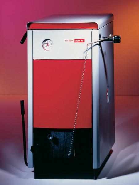 Традиционный агрегат, работающий на твердом топливе