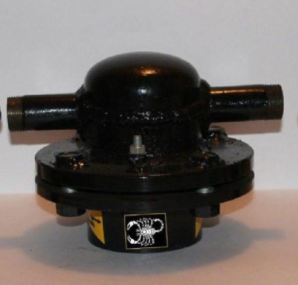 Трёхфазные «Скорпионы» могут использоваться уже в котельных и иных зданиях промышленного назначения