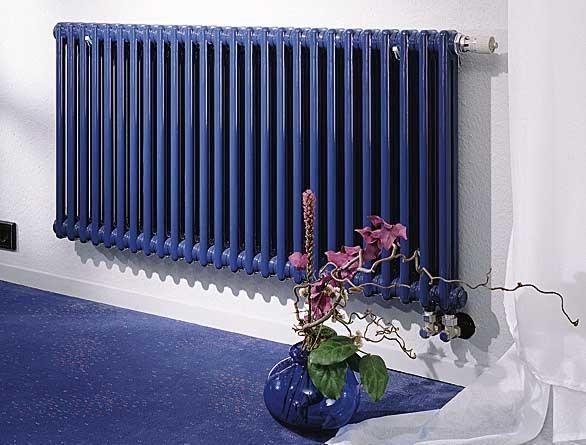 трубчатые стальные радиаторы отопления