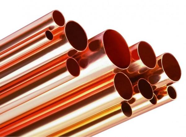 Трубы разного диаметра