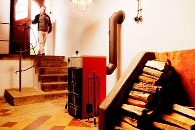 Твердотопливный агрегат – тепло и уют в каждом доме!