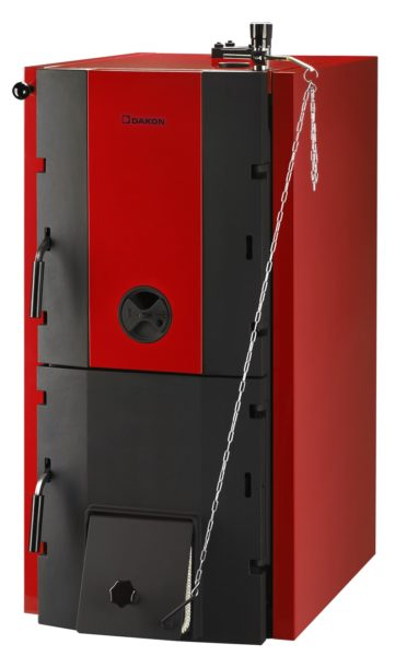 Твердотопливный котел — прибор с большой инерционностью. При закрытом поддувале он будет греть теплоноситель еще 15-30 минут.