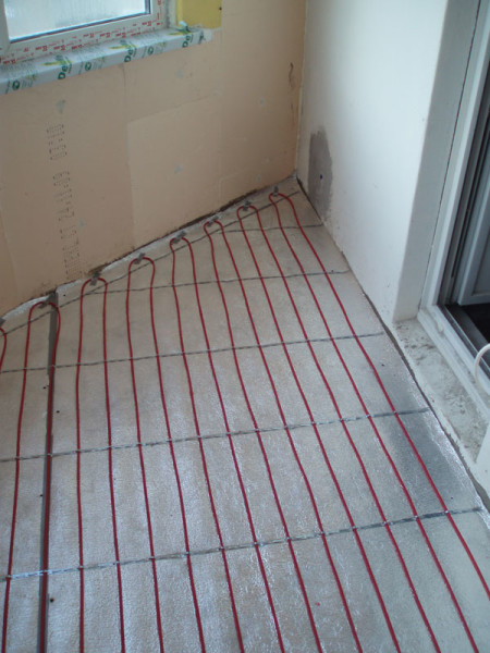 Укладка кабеля