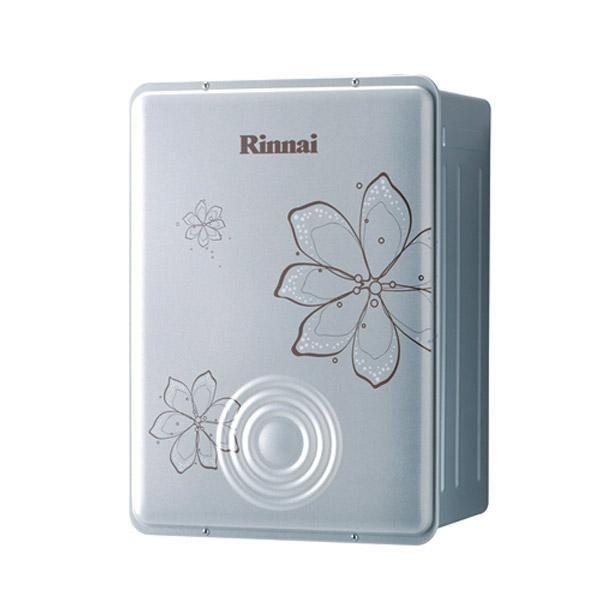 В ассортименте Rinnai есть устройства с довольно необычным внешним видом.