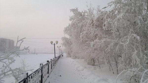 В Якутии потребность в тепле на единицу площади вдвое выше, чем в Астрахани.