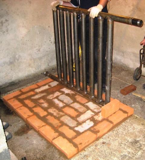Теплообменник печи для водяного отопления теплообменник даф