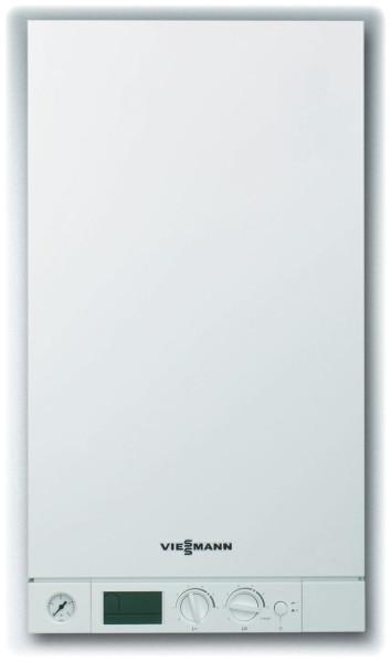 Viessmann VITOPEND 100. Немецкие котлы в основной массе производятся с электронным розжигом и цифровым управлением.
