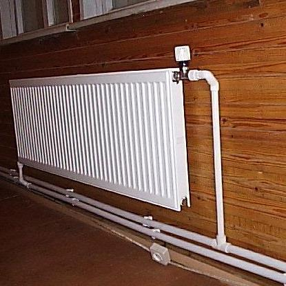 Всегда дополнительным плюсом является монтаж двухконтурной системы, не забываем и о средствах оперативного контроля и настройки непосредственно на радиаторах