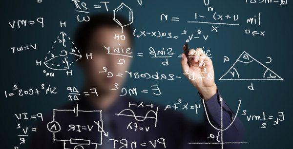 Вспоминаем физику и математику.