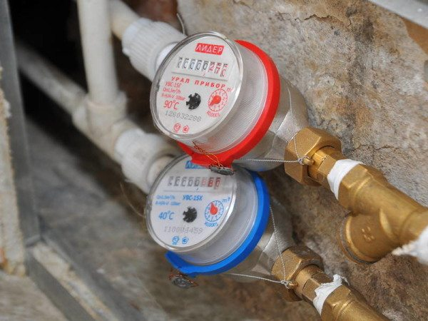 Вся расходуемая вода должна проходить через приборы учета.