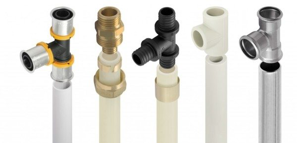 Выбор труб - одна из проблем, которые встанут перед нами при составлении проекта.