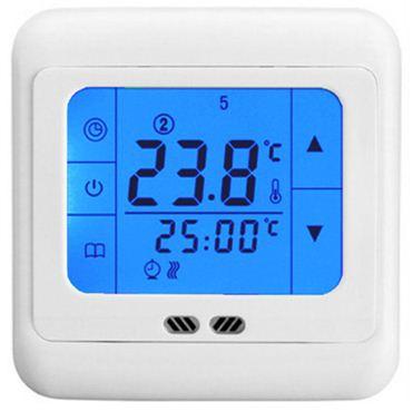 Выносной программируемый термостат для котла с электронным управлением.