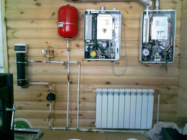 Агрегат компактен и занимает мало места.