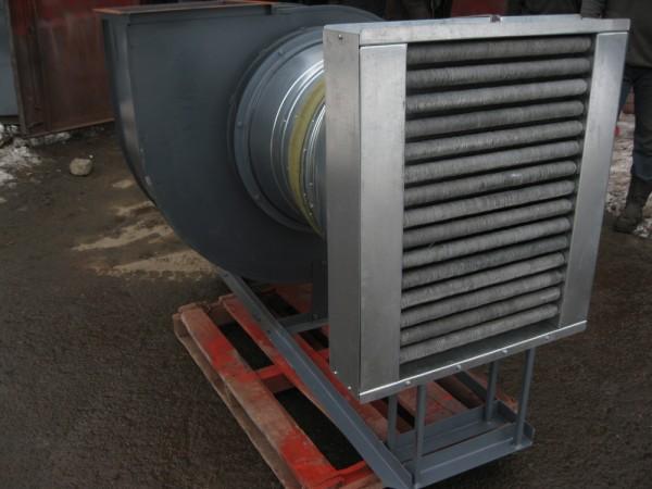 агрегат воздушно отопительный ао
