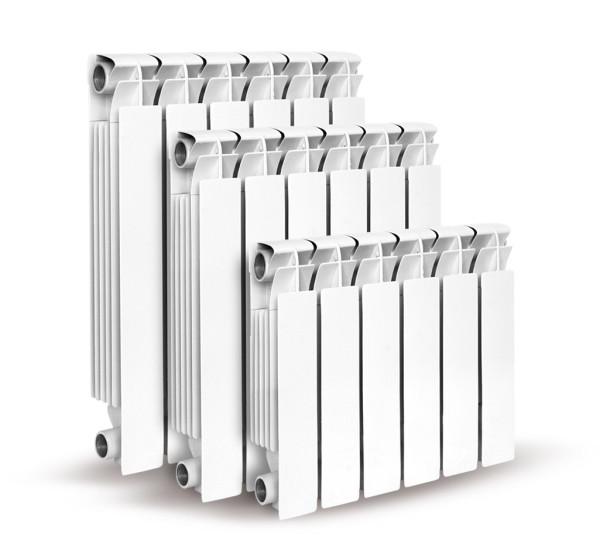 Алюминиевые секционные радиаторы: тепло не должно быть дорогим.