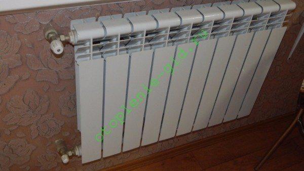 Алюминиевый радиатор: максимальная теплоотдача при минимальной стоимости.