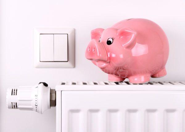 Автоматический терморегулятор экономит до 40% тепла. Его стоимость окупится в течение первого с момента установки отопительного сезона.