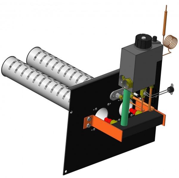 Автоматика газового котла Борино