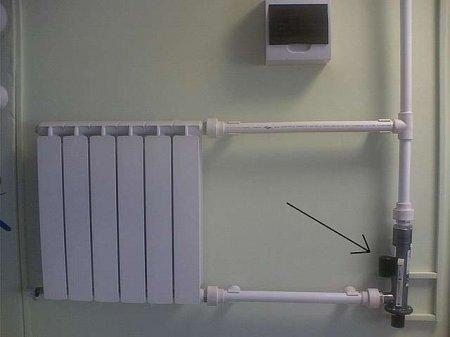 Автономное отопление электричеством с использованием ЭОУ