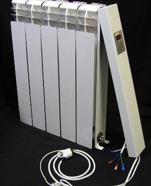 батареи отопления электрические