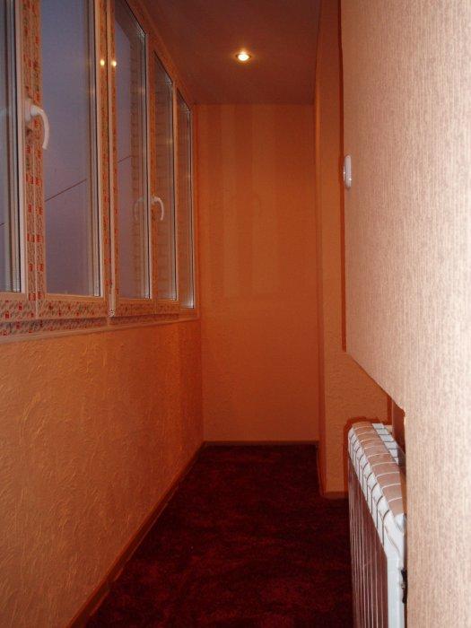 Отопление на балконе, лоджии своими руками: инструкция, фото.