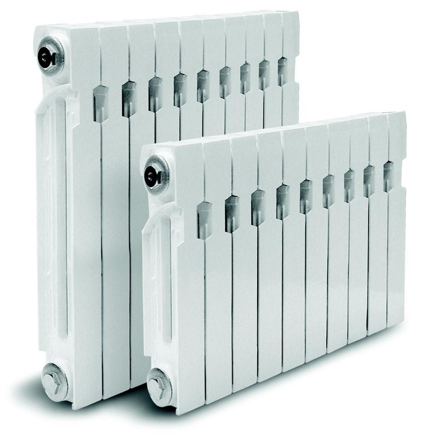 Стальные радиаторы отопления фото