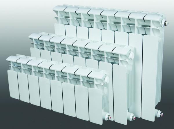 Биметаллические теплообменники очень похожи на алюминиевые, но конструкция разная