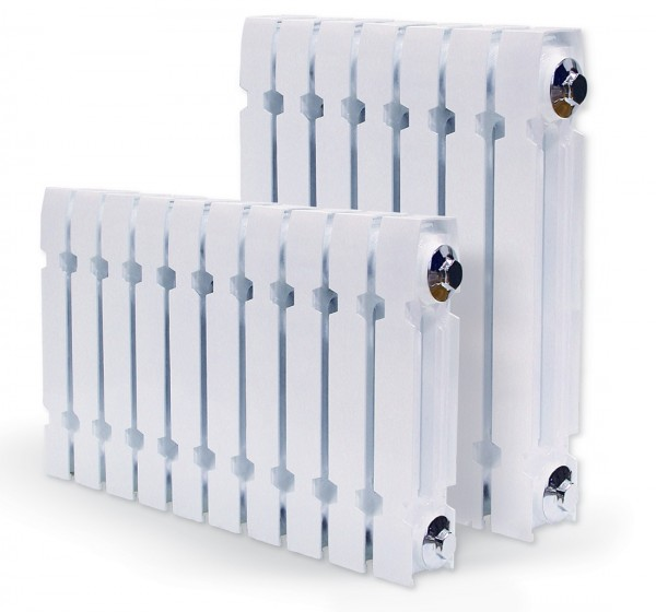 чугунная батарея отопления