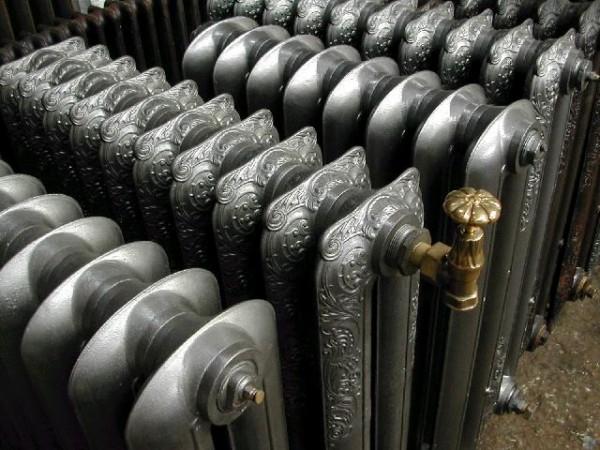 чугунные радиаторы отопления коннер