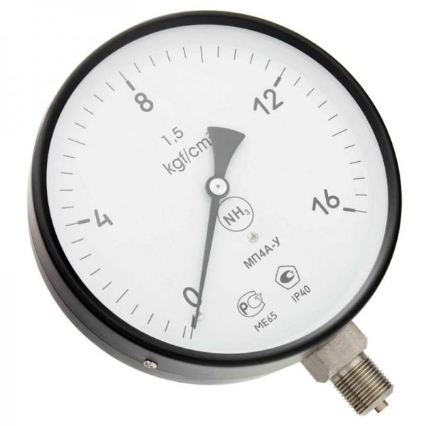 Давление - не менее важный параметр отопления, чем температура.