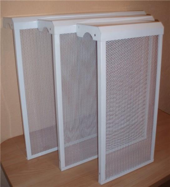 декоративный экран на радиатор отопления