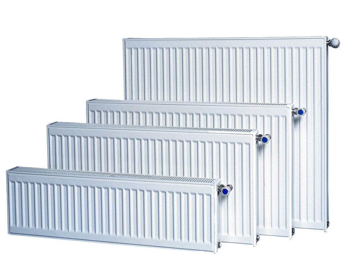Панельные стальные радиаторы отопления фото