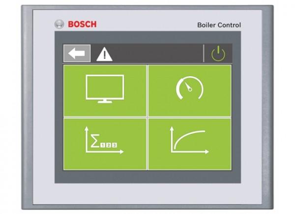 Дисплей газового котла Bosch