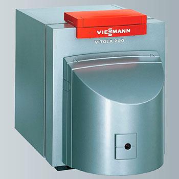 Дизельный котёл Viessmann Vitola 200 (22 кВт)