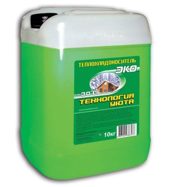 Для двухконтурного котла лучше выбрать пропиленгликолевую жидкость
