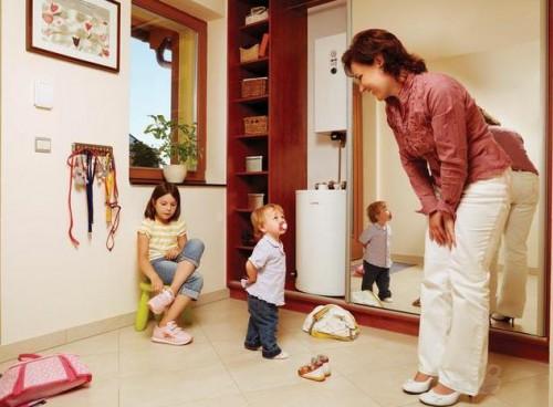 Электрический котел подарит тепло и уют в ваш дом!