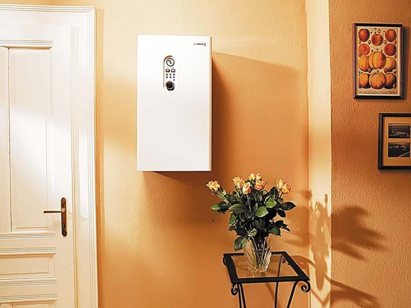 Электрический котел в доме – тепло, комфортно и нисколько не портит общий дизайн