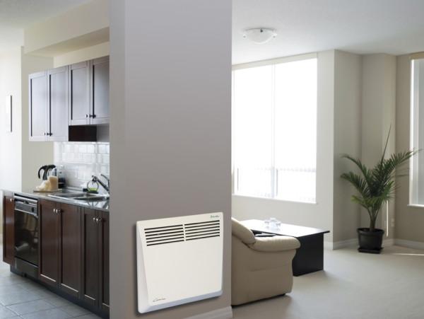 Электрический обогреватель – комфортно, но дорого
