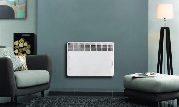 Электрический обогреватель конвекторного типа даёт частичную или даже полную независимость от центральной системы отопления