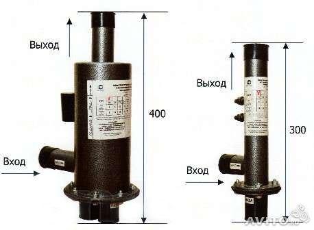 Электродное отопительное устройство (ЭОУ)