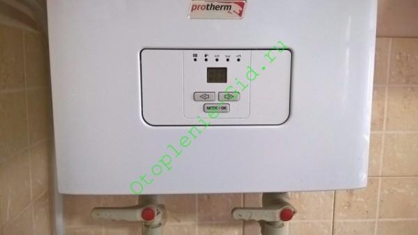 Электрокотел можно задействовать, если температура на улице упадет ниже -25 градусов.