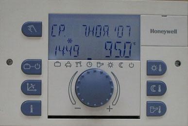Фото управляющего модуля погодозависимой системы