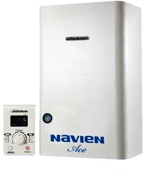 Газовый котел Navien