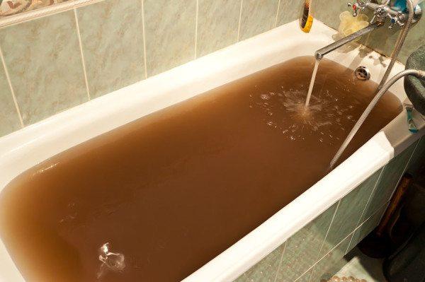 Горячая вода из крана не всегда может похвастаться чистотой.