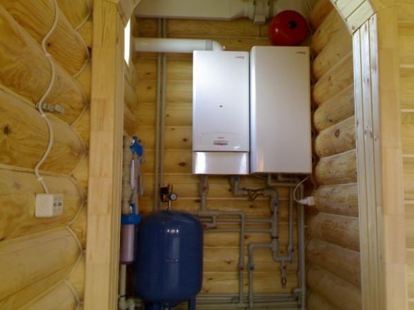 Индивидуальное отопление частного дома