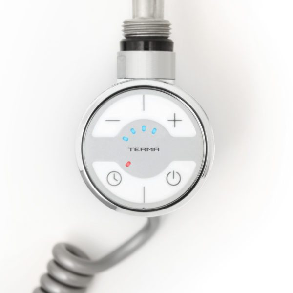 Используя терморегулятор, можно подбирать степень нагрева, что позволяет экономить электричество