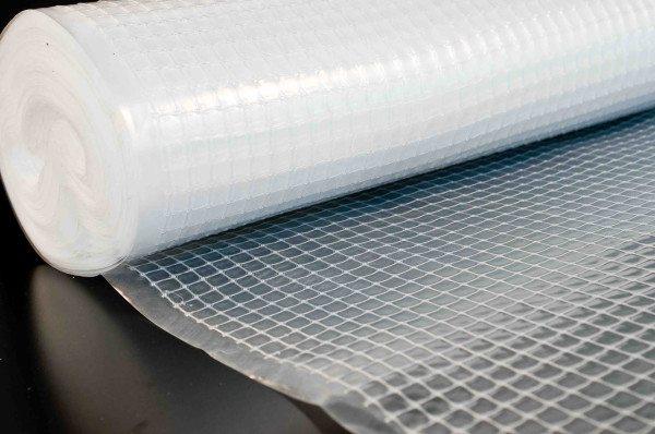 Изоляционный материал защищает утеплитель от влаги